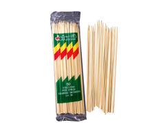 Tepuse din bambus pentru frigarui 50 buc Dolomit