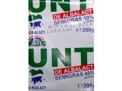 Unt semigras 40% grasime 200 g Albalact