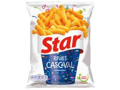 Snack cu aroma de cascaval Star 125 g