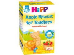 Biscuiti Bio cu mar pentru copii 150g Hipp