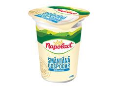 Smantana gospodar 15% grasime 400 g Napolact