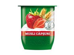 Iaurt cu musli din cereale integrale Activia 3.1% grasime 125 g Danone