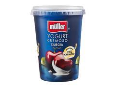 Iaurt cu cirese Muller 500 g
