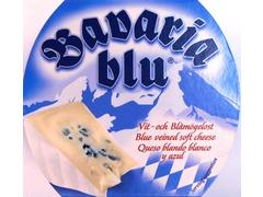 Branza cremoasa Bavaria Blu Bergader 150g