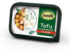 Tofu cu ardei in saramura 300 g Inedit