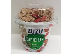 Iaurt natur cu cereale & goji 168 g Zuzu