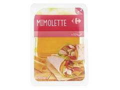Branza Mimolette felii 200 g Carrefour