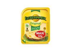 Branza feliata original maxi  Leerdammer 160 g