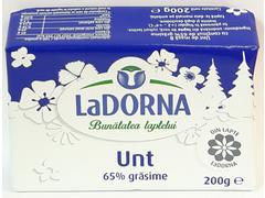 Unt 65 % grasime 200 g LaDorna
