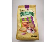 Bruschetti maretti roasted garlic 70gr
