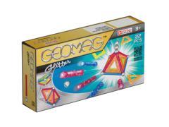 Magnetic construction glitter 22 pcs. Geomag