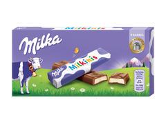 Ciocolata umpluta cu crema de lapte Milkinis 88 g Milka