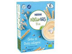 """  Cereale Nestlé® Naturnes Bio Grau si ovaz integral, de la 6 luni   """