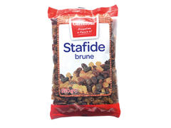 Stafide brune 250 g Carrefour
