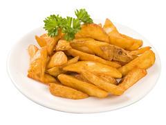 Cartofi condimentati coaja per kg