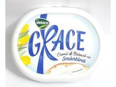 Crema de branza cu smantana Grace 150 g Delaco
