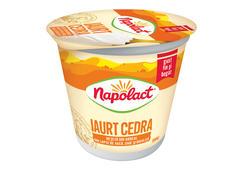 Iaurt din lapte de vaca, bivolita si oaie Cedra 300 g Napolact