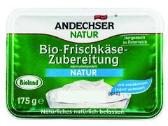 Crema de branza bio, 65% grasime, 175 g Andechser Natur