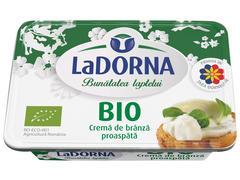 Crema de branza bio 200 g LaDorna