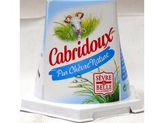 Branza de capra tartinabila Cabridoux 125g