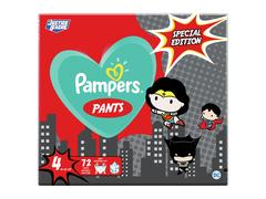SCUT PANT N4 72B PAMPERS WB