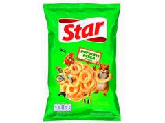Snacks din faina de porumb cu gust de pizza 120 g Star