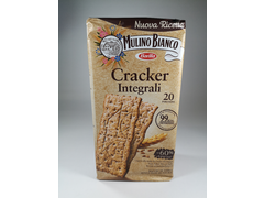 CRACKERS INTEGRAL 500GR MULINO