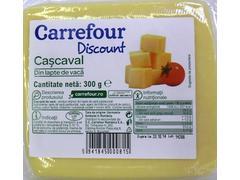 Cascaval 300 g Carrefour