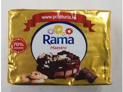 Grasime vegetala tartinabila Maestro 70% grasime 250 g Rama