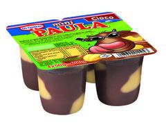 Iaurt mini ciocolata Paula 4 x 50 g Dr.Oetker
