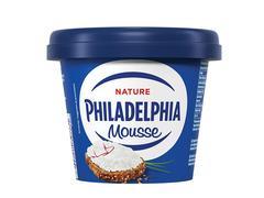 Crema mousse clasic 140 g Philadelphia