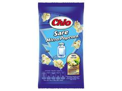 Popcorn microunde cu sare 80 g Chio