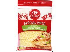 Amestec branza rasa pentru pizza Carrefour 150g