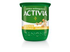 Activia Iaurt cu Cereale Integrale si Multicereale 125g