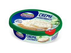 Crema de branza proaspata cu castraveti 200g Hochland Crème
