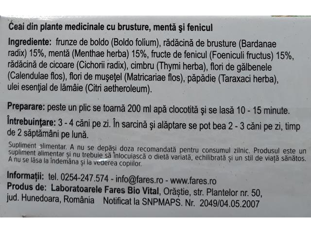 protector hepatic fares)