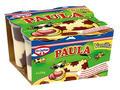 Budinca de ciocolata cu vanilie Paula 4 x 125 g Dr.Oetker