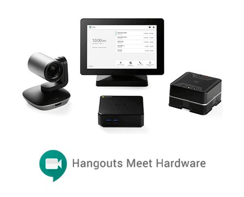 hangout meet hardware