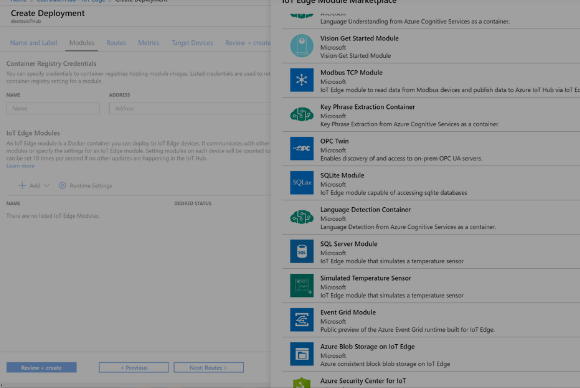 New enhancements for Azure IoT Edge automatic deployments
