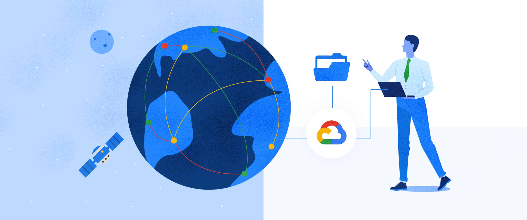 Google Cloud unveils strategy for telecommunications industry
