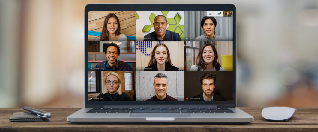 A simple, secure way for teams to meet and work: G Suite Essentials is here