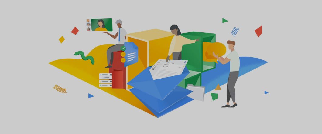Introducing your new home for work in G Suite