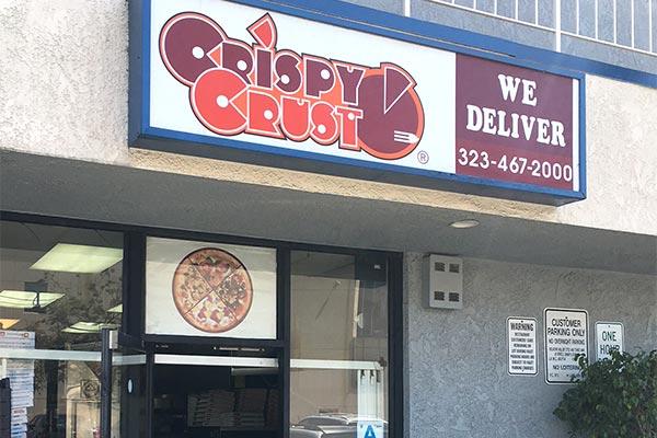 Crispy Crust Hollywood
