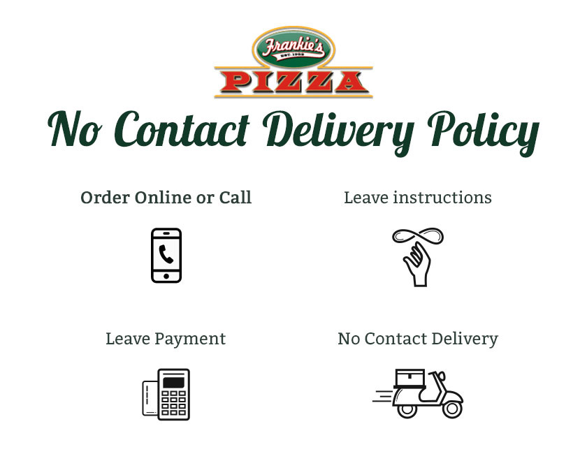 No Contact Delivery Policy