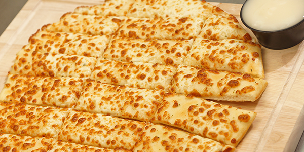 Garlic Fingers with Cheese