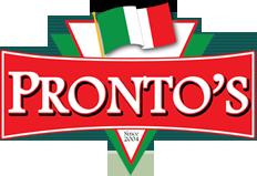 Pronto's Pizza - Pizza Be Pronto