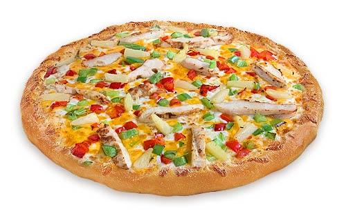Chicken Pizzas