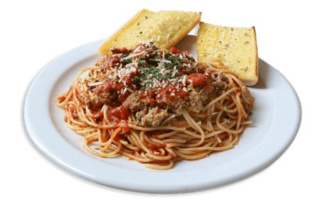 Spagetti meat sauce
