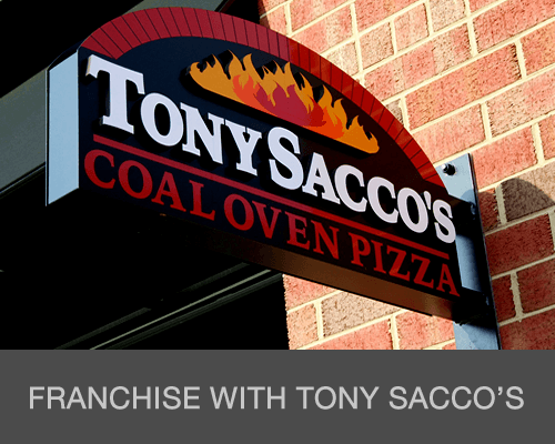 Franchise with Tony Sacco's