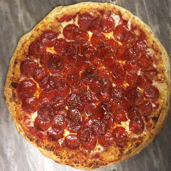 Pepperoni Pizza Special